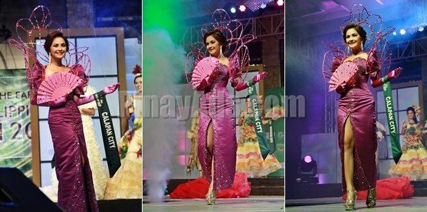 Ms Calapan City - Mary Sheila Rosales