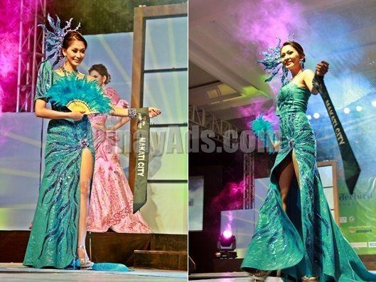 Ms Makati City - Tarhata Clio Shari Rico