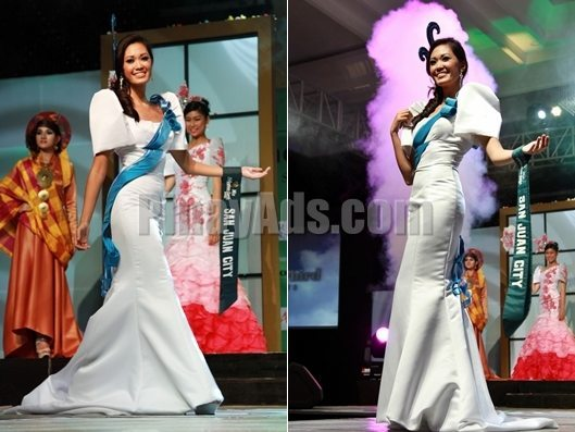 Ms San Juan City - Ana Ma. Gracia Baladad