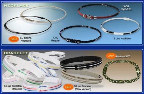 Phiten Necklaces & bracelets