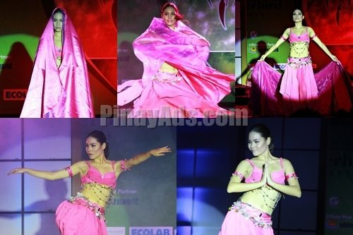 Miss Philippines Earth 2011 Pre Pageant Talent Portion 4