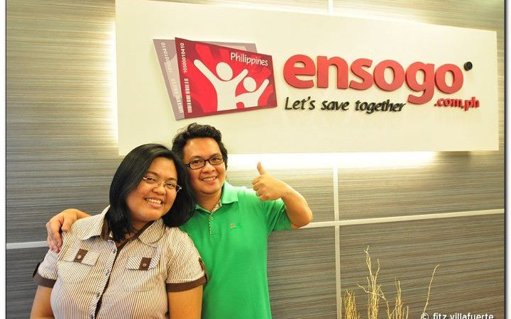 Celebrating Ensogo's 1st Year Anniversary!