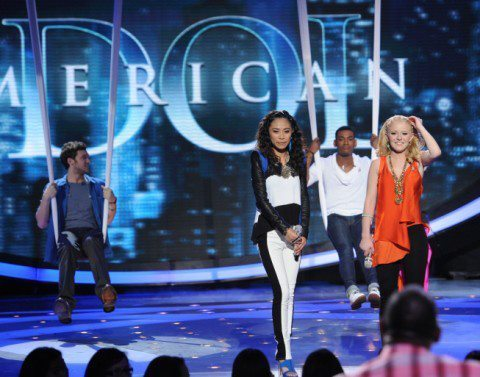 American Idol Season 11 Top 4 Elimination Night Results: Hollie Cavanagh Eliminated