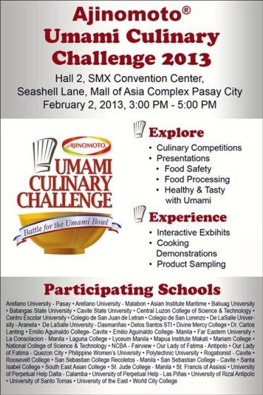 umami-culinary-challenge-2013