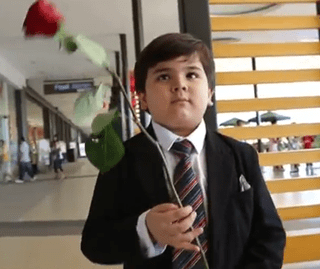 Meet Jacobo: The Cutest Valentine's Surprise (Viral Video)