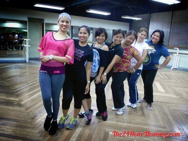 Zumba Class @ JNA Dance and Fitness Center
