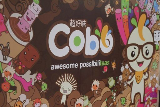 This cute doodle-like mural would be hard to miss when you enter Sta Lucia Mall Phase 1 (Marcos Highway side).