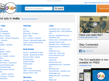 OLX.in India Free classifieds