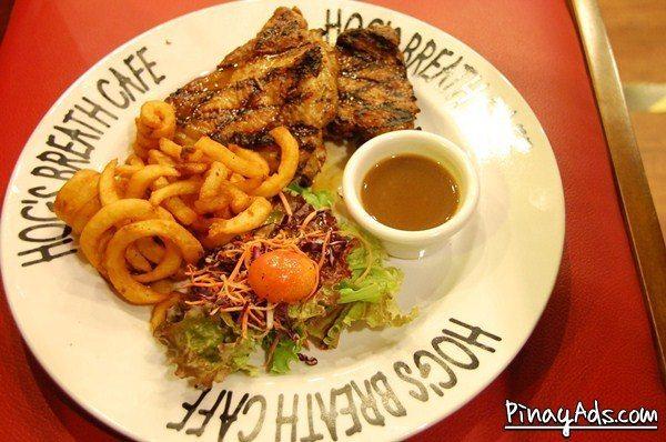 Hog's Breath Cafe - Rosemary Chicken Leg