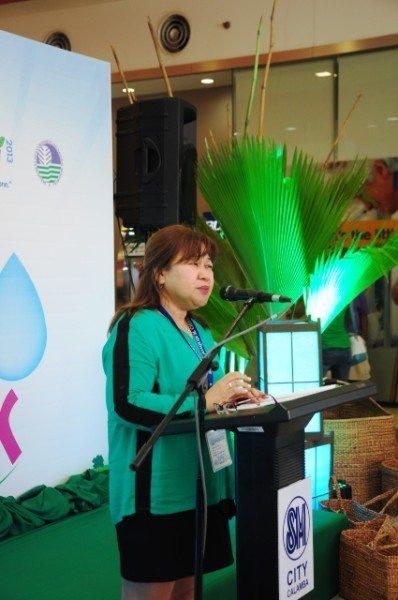 Ms.Loida S. Humarang of CENRO