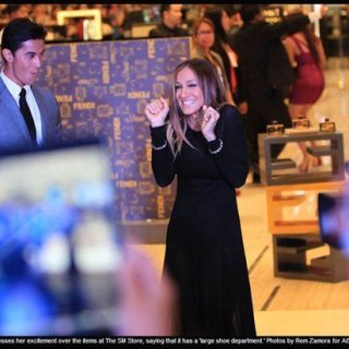 Sarah Jessica Parker – The New Face Of The SM Store
