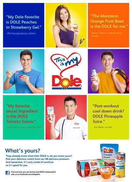 Find Out How You Can Be the Next Dole Ambassador