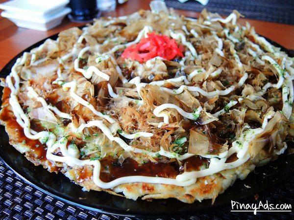 Tonchaya Special Okonomiyaki