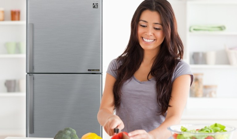 Save more and get better food preservation with the Sharp J-tech refrigerator