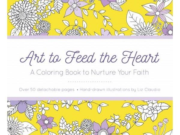 Art to Feed the Heart, 2016 is the year of grown-up coloring books