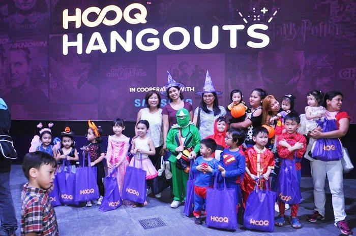 hooq-hangout