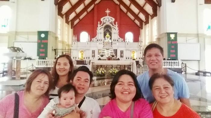 Sam (3 month old) in Bicol
