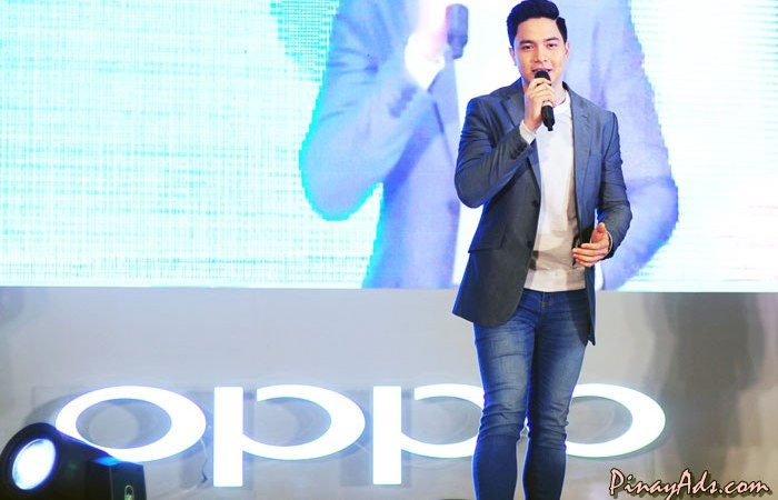 OPPO Launches F1s Limited; Alden Richards as New Endorser