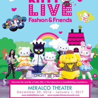 Hello Kitty Live – Fashion & Friends at Meralco Theater