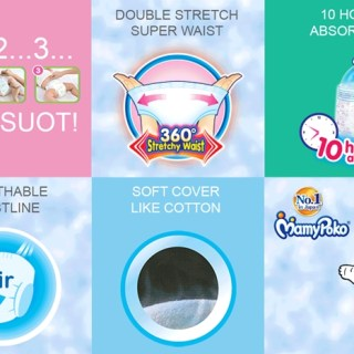 It's Time to Try MamyPoko Pants Easy To Wear Diaper