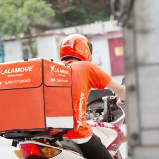 Lalamove Banks on Riders for Speed and Reliable Service