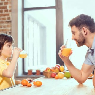 Hurom: An Exceptional Juicer for an Exceptional Dad