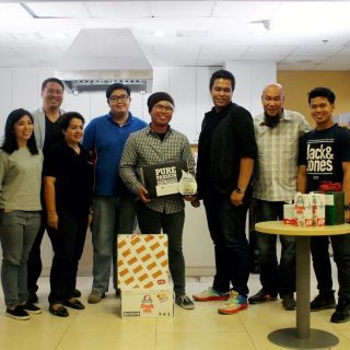 Jolly Cow as the Official Milk to the 2017 Philippine National Latte Championship