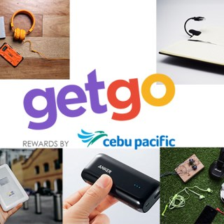 Go gadget-shopping to earn more GetGo points