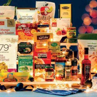Light Up Your Christmas with Healthy Options!