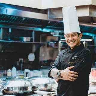 F1 Hotel Manila Appoints Angelo Timban as Executive Chef