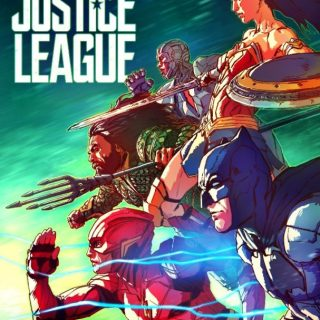 Justice League is best seen on super screen IMAX