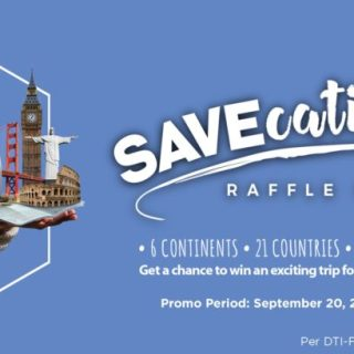 Save and Win Your Dream Vacation with RCBC SAVEcation