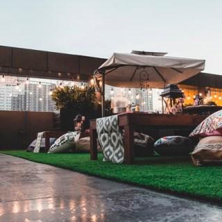 F1 Hotel Manila CanaryLounge:Glampingunder theStars