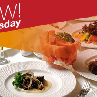 "Have a ""WOW Wednesday"": Dine out with 50% off ALL DAY this April 18!"