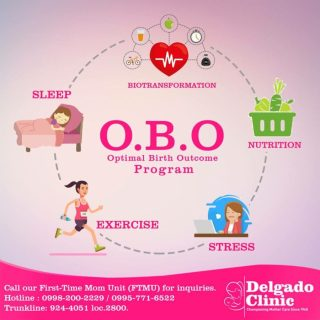 Delgado Clinic introduces Optimal Birth Outcome (OBO) Program to mothers for a healthy pregnancy