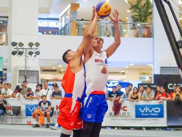 Vivo gives hoop fans chance to play ball at Hoop Battle Championship Philippines