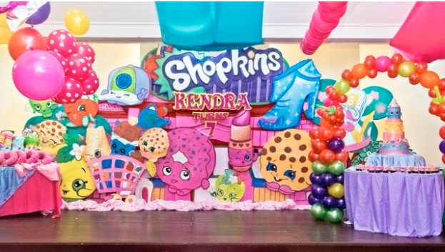 This Shopkins Themed Birthday Party Will Blow Your Mind