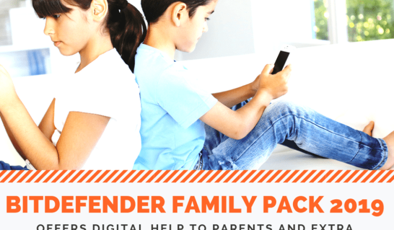 Bitdefender Family Pack 2019: More than Just an Antivirus