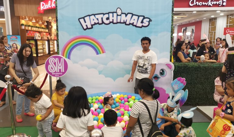 An Egg-stra Special Easter at SM City Masinag