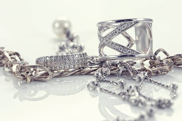 Methods for Cleaning Silver Jewelry