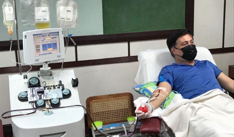 PGH calls for blood donations from COVID-19 survivors