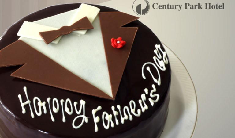 Make Father's Day Memorable at Home with Century Park Hotel's Special Treats