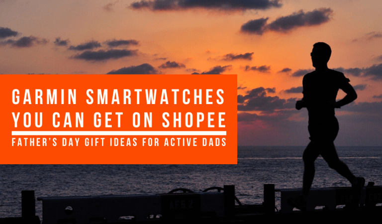Father's Day Gift Ideas: Garmin Smartwatches You Can Get on Shopee