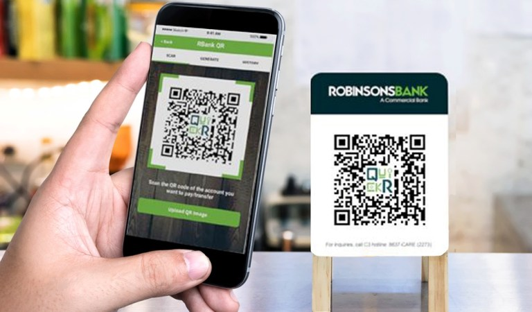 Robinsons Bank launches RBank Biz and QR facility to help businesses move forward to the next normal
