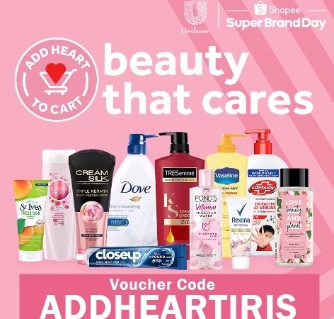 Unilever Partners with Shopee to Return with #BeautyThatCares Campaign to Help MSMEs Grow their Online Businesses