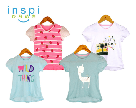 Get up to 83% off on Inspi Kids items on Shopee Super Brand Day