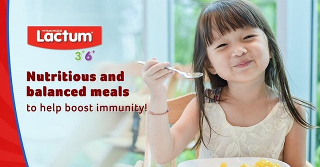 Help boost your kid's immunity with these nutritious, easy-to-make everyday meals