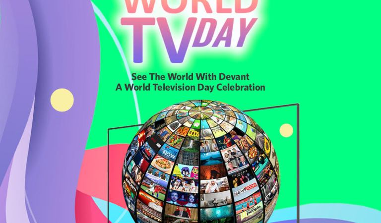 Devant Has Something Big And Exciting In Store For World TV Day