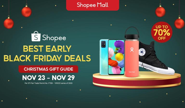 Early Black Friday Deals You Need To Check Out
