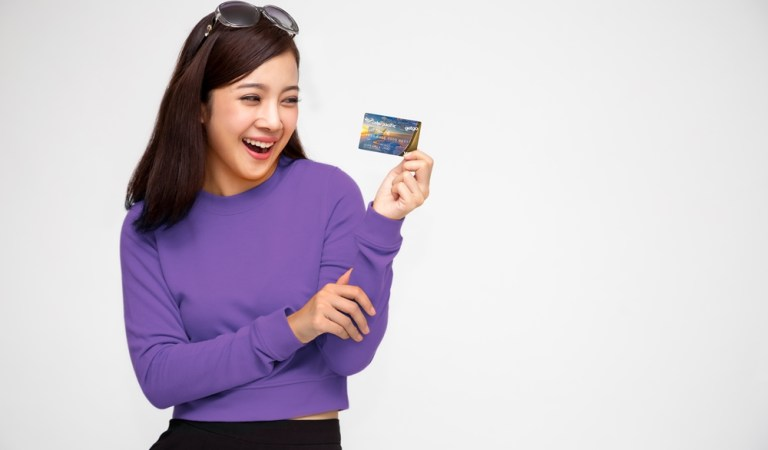 Shop now, fly for free later with the CEB GetGo Visa Cards